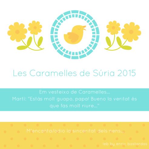 Les Caramelles de Súria 2015